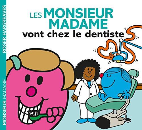 9782012101951: Monsieur Madame - Les Monsieur Madame vont chez le dentiste