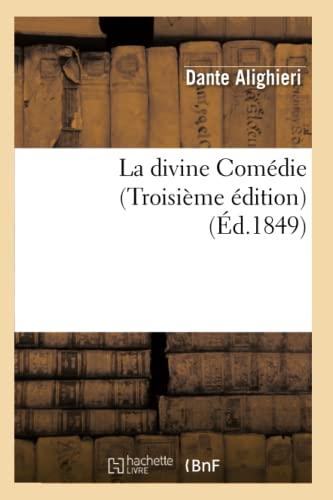 9782012192447: La divine Comédie (Troisième édition)