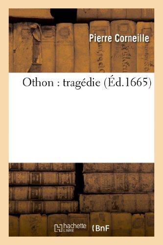 9782012199507: Othon: Tragedie (Litterature) (French Edition)