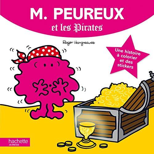 M. Peureux et les pirates: Roger Hargreaves