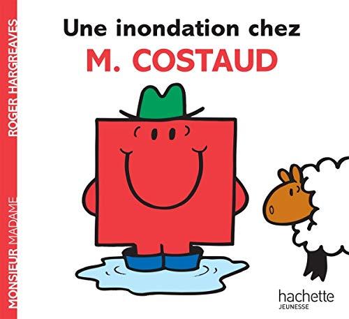 9782012200838: Collection Monsieur Madame (Mr Men & Little Miss): Une Inondation Chez M. Costaud (French Edition)