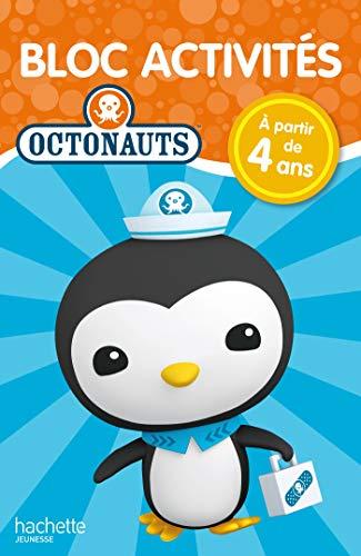 9782012202108: Bloc activités Octonauts : A partir de 4ans