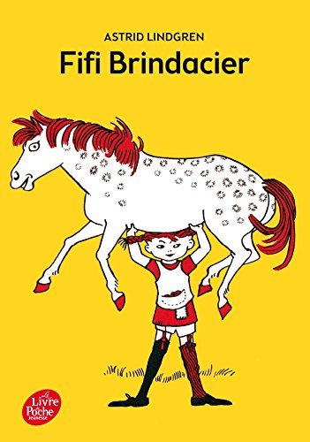 9782012202290: Fifi Brindacier [ Pippi Longstocking ] (French Edition)