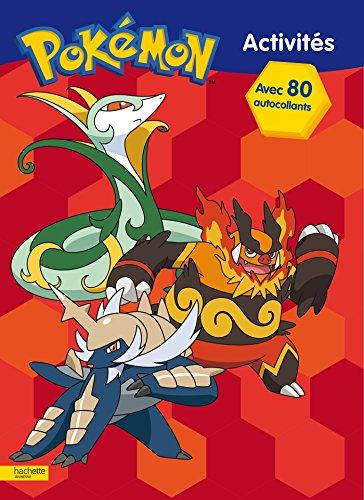 9782012202566: Activités Pokémon : Avec 80 autocollants