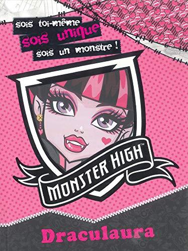 9782012205581: Monster High / Le livre d'activités de Draculaura