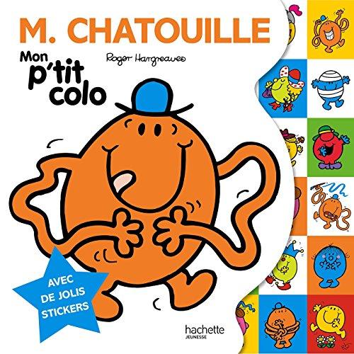 9782012205802: Monsieur Madame / Mon p'tit colo M. Chatouille