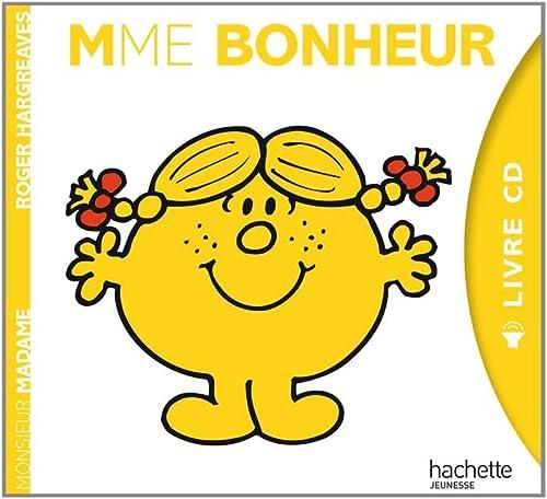 9782012205963: Monsieur Madame - Livre CD Mme Bonheur