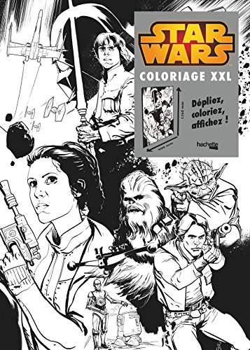 9782012206274: Stars Wars Rebellion: Coloriage XXL