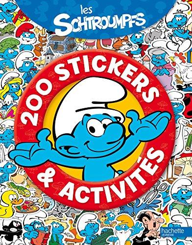 9782012206410: Schtroumpfs - 200 stickers et activités