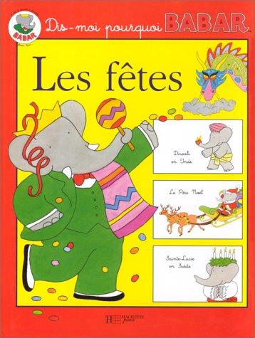 9782012239319: Les f�tes
