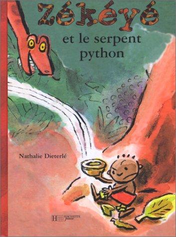 9782012240087: Zékéyé et le serpent python