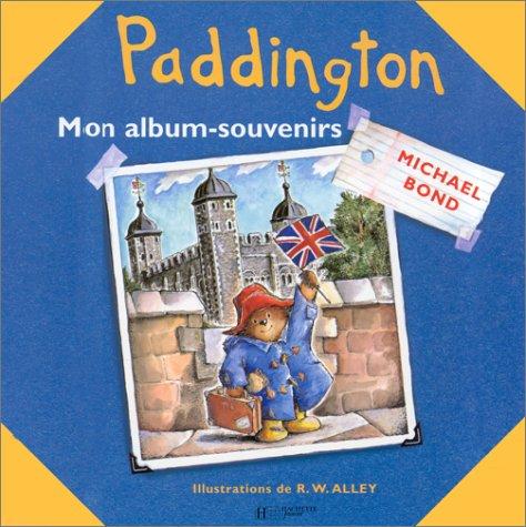 9782012240483: Paddington : Mon album-souvenirs