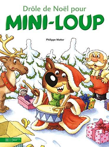 9782012241404: Drôle de Noël pour Mini-Loup