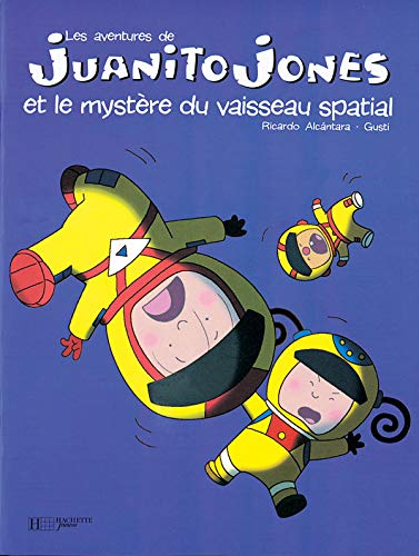Juanito Jones et l'Enigme du vaisseau spatial: Gusti