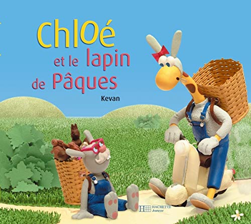 9782012245396: Chlo� et le lapin de P�ques