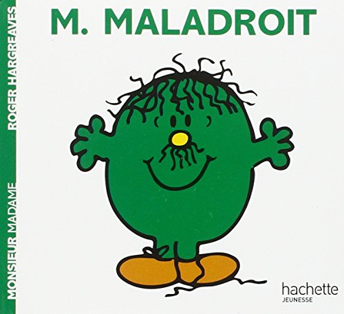 9782012245587: Monsieur Maladroit