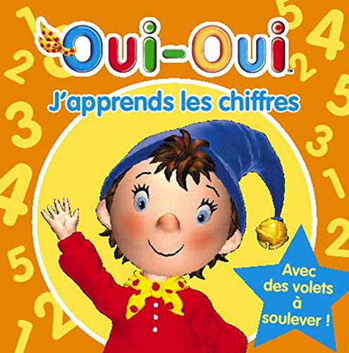 J'apprends les chiffres (French Edition): COLLECTIF