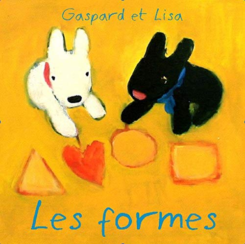 9782012247673: Les Formes (Gaspard Et Lisa) (English and French Edition)