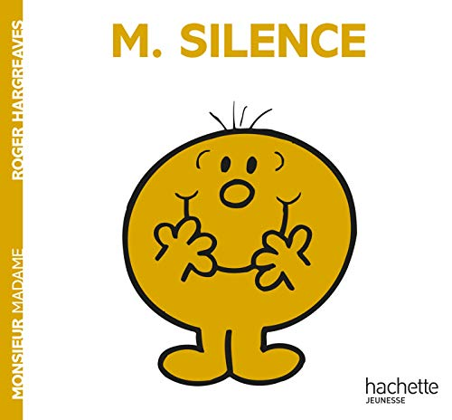 9782012248021: Collection Monsieur Madame (Mr Men & Little Miss): Mr Men French/M. Silence