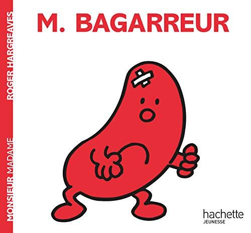 9782012248052: Monsieur Bagarreur (Monsieur Madame) (English and French Edition)