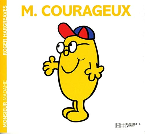 9782012248083: Monsieur Courageux (Monsieur Madame) (English and French Edition)