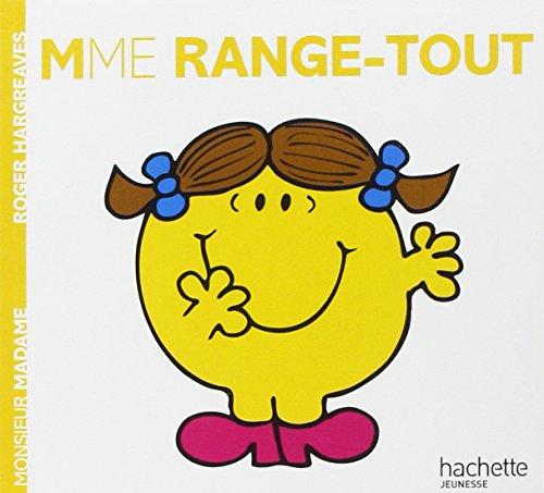 9782012248236: Madame Range-Tout