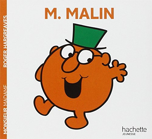 9782012248359: Collection Monsieur Madame (Mr Men & Little Miss): Monsieur Malin