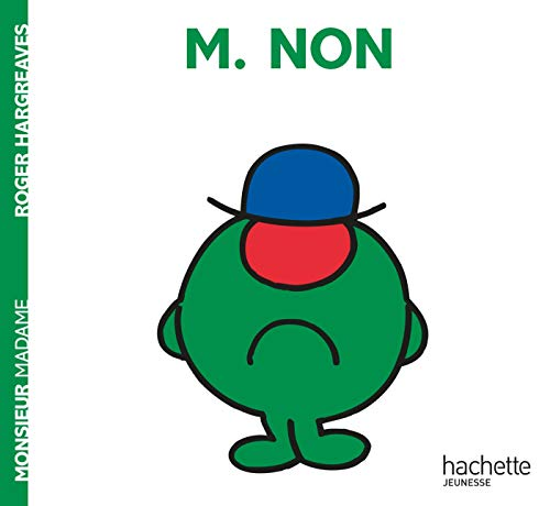 9782012248366: Monsieur Non (Monsieur Madame) (English and French Edition)