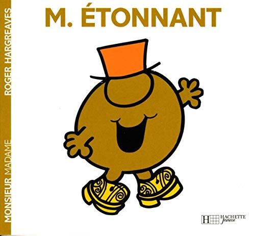 9782012248465: Monsieur Etonnant