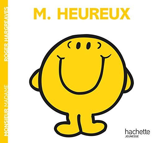 9782012248489: Monsieur Heureux (Monsieur Madame) (English and French Edition)