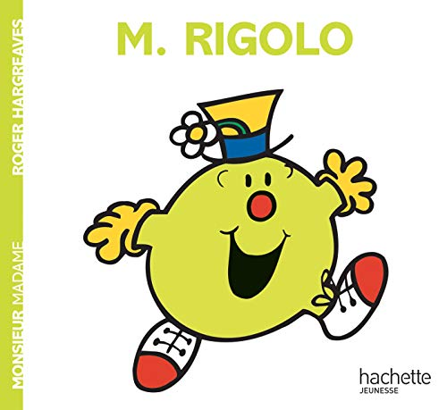 9782012248496: Monsieur Rigolo (Monsieur Madame) (French Edition)