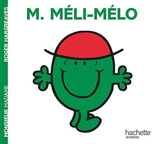 9782012248557: Monsieur Meli-Melo (Monsieur Madame) (English and French Edition)