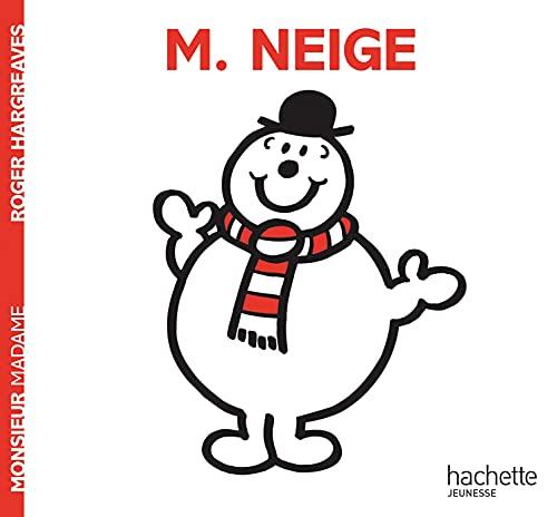 Monsieur Neige (Monsieur Madame) (French Edition): Roger Hargreaves