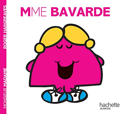 9782012248700: Collection Monsieur Madame (Mr Men & Little Miss): Mme Bavarde