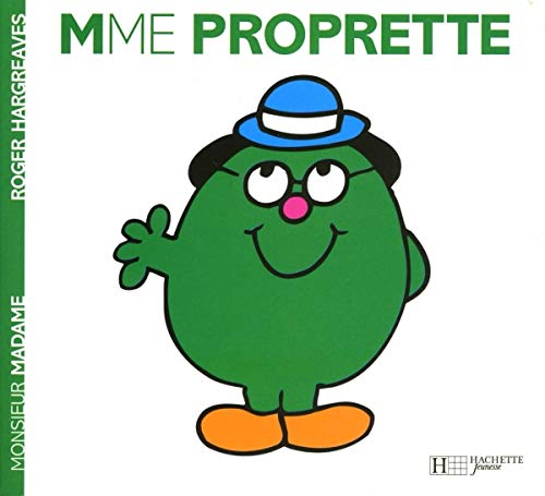9782012248762: Madame Proprette (Monsieur Madame) (English and French Edition)
