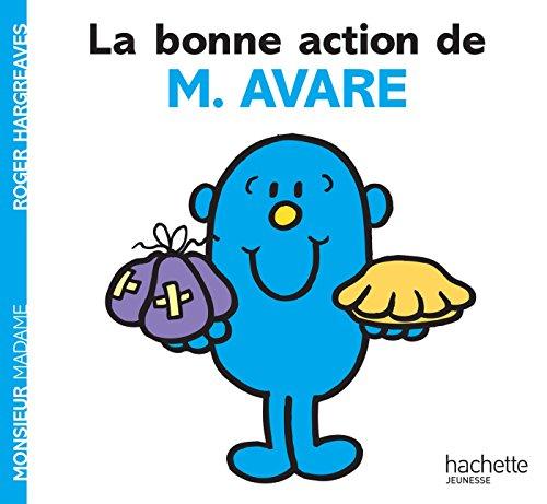 9782012248854: La bonne action de Monsieur Avare