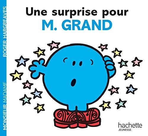 9782012248953: Collection Monsieur Madame (Mr Men & Little Miss): Une Surprise Pour Monsieur Grand (French Edition)