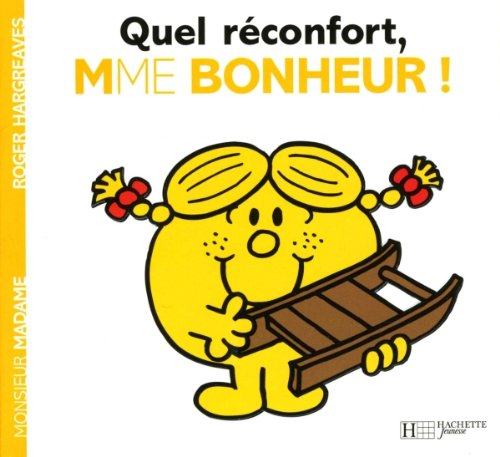9782012249066: Collection Monsieur Madame (Mr Men & Little Miss): Quel Reconfort Madame Bonheur! (French Edition)