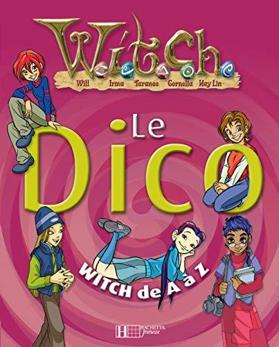 9782012250062: Witch: dico Witch de a - z
