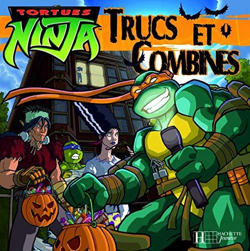 9782012251441: Tortues Ninja : Alerte aux fantômes Ninja!
