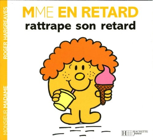 how to say retard in french