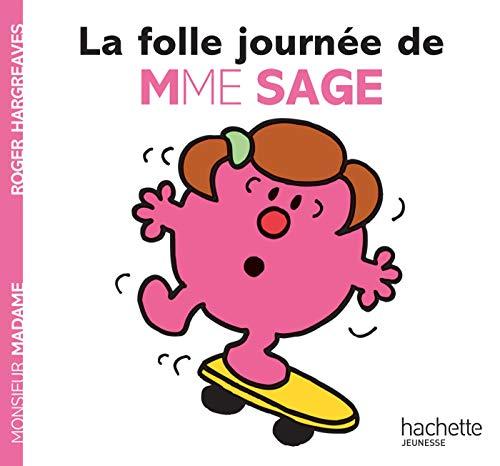 9782012251922: La folle journée de Madame Sage (Monsieur Madame)