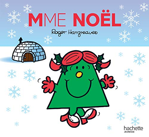 Madame Noel - Collection Monsieur et Madame (Monsieur Madame) (French Edition) - Roger Hargreaves