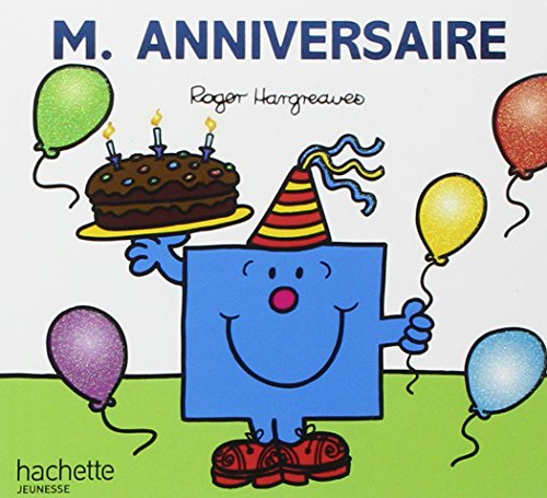 9782012252004: Monsieur Anniversaire (Monsieur Madame) (French Edition)