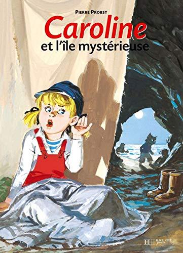 9782012252301: Caroline, Tome 23 : Caroline et l'�le myst�rieuse
