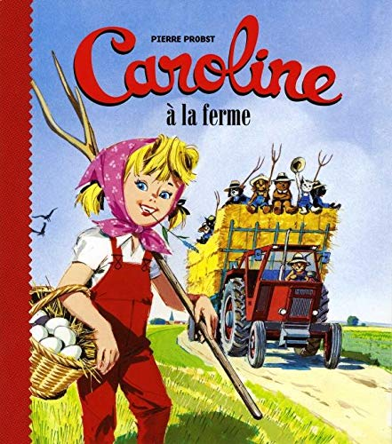 9782012252356: Caroline à la ferme