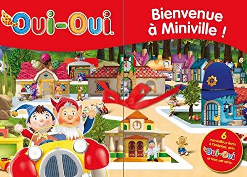 9782012254299: Oui-Oui : Bienvenue à Miniville !
