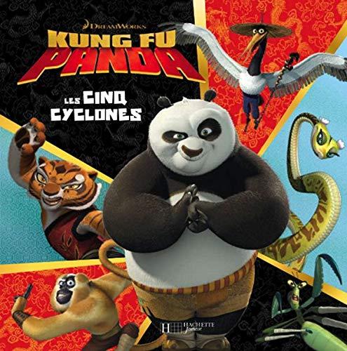 Kunf Fu Panda: Les Cinq Cyclones: Scout Driggs