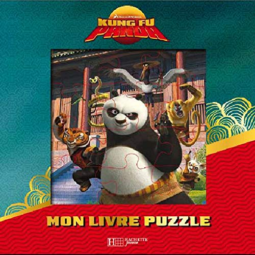 9782012260917: Kung Fu Panda (French Edition)