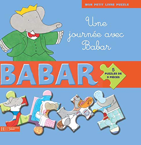 9782012261617: Une Journee Avec Babar (English and French Edition)